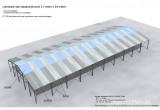Construction d'un hall en acier prêt à l'emploi 4