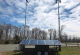 Générateurs solaires mobiles et tours d'éclairage 1