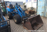 Construction Site Equipment, Boom Lifts and More 3