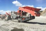 Machines modernes de terrassement et de carrière 4