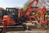 Machines modernes de terrassement et de carrière 6