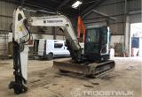 Machines modernes de terrassement et de carrière 2