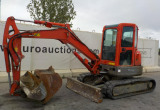 Zaragoza Auction of Heavy Equipment 4