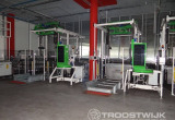 Packaging and Palletizing Line 1