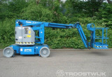 Online Auction of Scissor and Boom Lifts 5