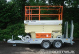 Online Auction of Scissor and Boom Lifts 3