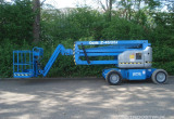 Online Auction of Scissor and Boom Lifts 2