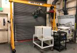 Des machines-outils. Équipement de laboratoire et de fraisage 6