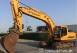 Engins de terrassement et de construction de routes 5
