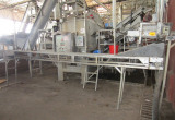 Vegetable Processing and IQF Freezing System 2