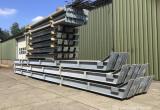 Demountable Steel Hall Constructions 6