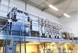Equipement de finition plastique Zollner Elektronik AG 4
