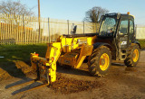 Construction and Heavy Equipment Auction in Leeds 8