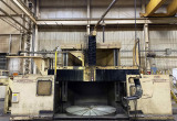 Fermeture des installations d'usinage et de fabrication lourdes 5