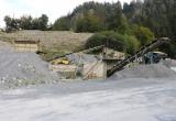 Concasseur de pierre, usine de criblage de pierre et usine de mélange de béton 5