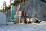 Concasseur de pierre, usine de criblage de pierre et usine de mélange de béton 4