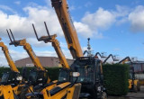 Modern Telehandlers, Access Platforms & Booms and Much More 9
