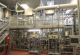 Late Model Yogurt Production Facility 9