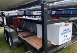 400+ générateurs solaires mobiles et 35 remorques 4