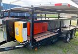 400+ générateurs solaires mobiles et 35 remorques 6