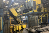 Foundry and Finishing Machinery from Greensand Casting 8
