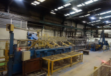 Well Maintained Wire Drawing Production Machinery 8