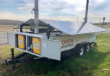 550+ Mobile Solar Generators and 30 Trailers 1