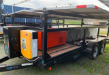 550+ Mobile Solar Generators and 30 Trailers 6