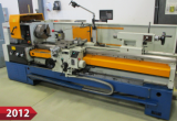 État de la salle d'exposition Machines-outils et équipement 9