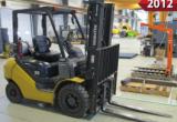 État de la salle d'exposition Machines-outils et équipement 12