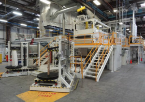 Surplus Equipment from Closure of Thermoforming and Extrusion Facility