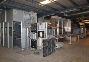 Huge Qty. of Equip. for the Mass Finishing/Assembly Industry