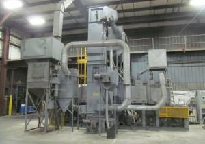 Aluminum & Zinc Die Cast Equipment