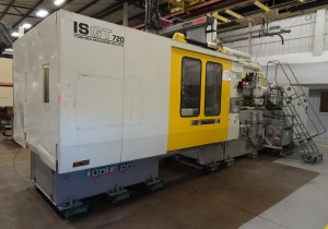 Online Auction: Injection Molding Machines