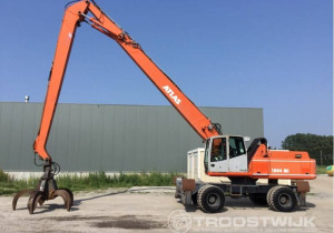 Online auction of modern earthmoving machinery in Belgium
