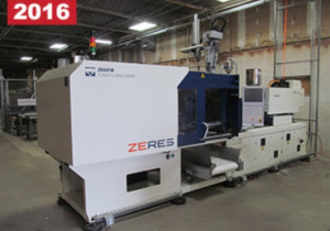 Live & Webcast Auction: 300+ Lots of Late Model CNC Machining, Injection Molding & Support Assets