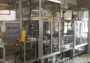 Plant Closure Complete Aerosol Manufacturing & Packaging Lines Available