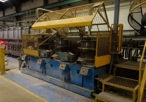 Well Maintained Wire Drawing Production Machinery