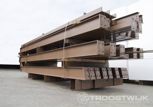 Online auction of ready-to-use hall steel constructions in The Netherlands
