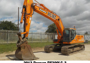 Euro Auctions' Leeds Heavy Equipment Auction : 4th-6th July 2018