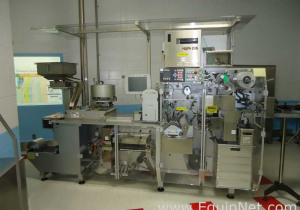Pharmaceutical solid dose equipment available from global industry leaders