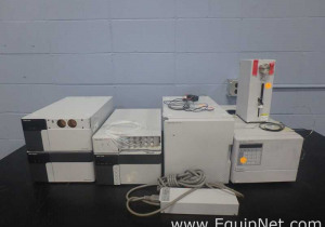 Complete Liquidation of Late Model Lab and Analytical Equipment from Global Leading Companies