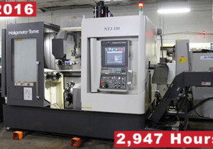 Live/Online Auction: Late Model Precision Machining Facility Closure