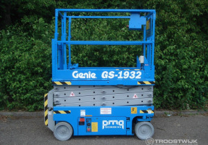 Electrical Scissor Lifts and Platforms