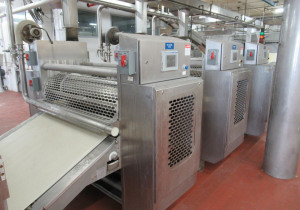 Baking, Processing and Bottling Equipment
