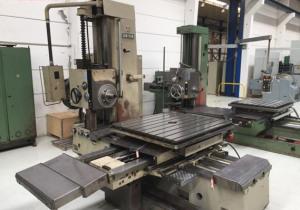 Diverses machines de travail des métaux en Belgique