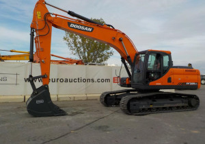 Zaragoza Auction of Heavy Equipment