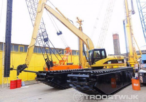 Drilling, Tunneling and Earthmoving Equipment