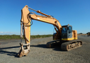 Surplus Construction Machinery from CAT, JCB: June 21st, Brisbane Auction