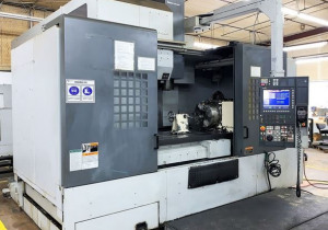 CNC Precision Machining Facility